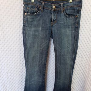 COH Citizens of Humanity jeans size 28 Ingrid 002